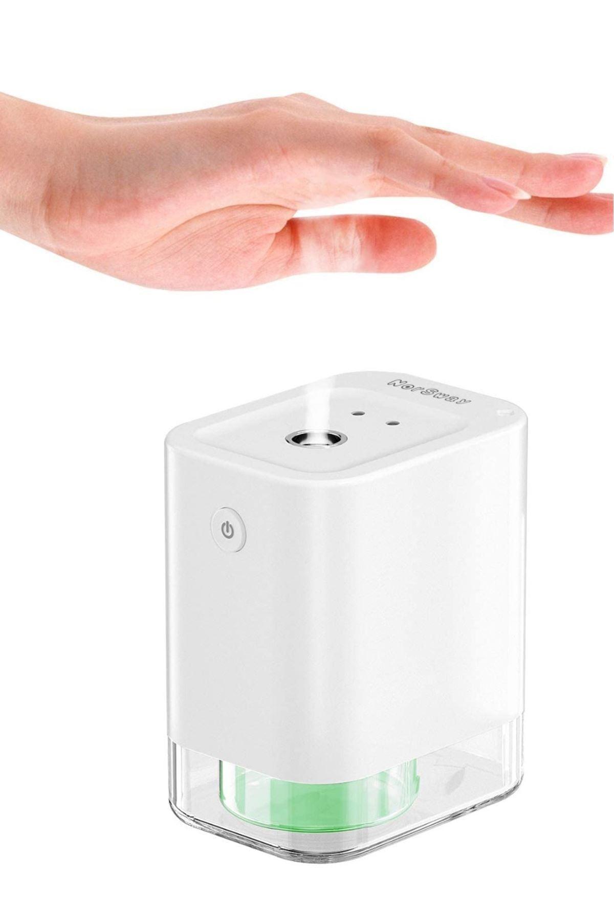 Kitchen Trend Sensörlü Otomatik Dezenfektan Sprey Cihazı, Mini Dezenfektan Püskürtücü