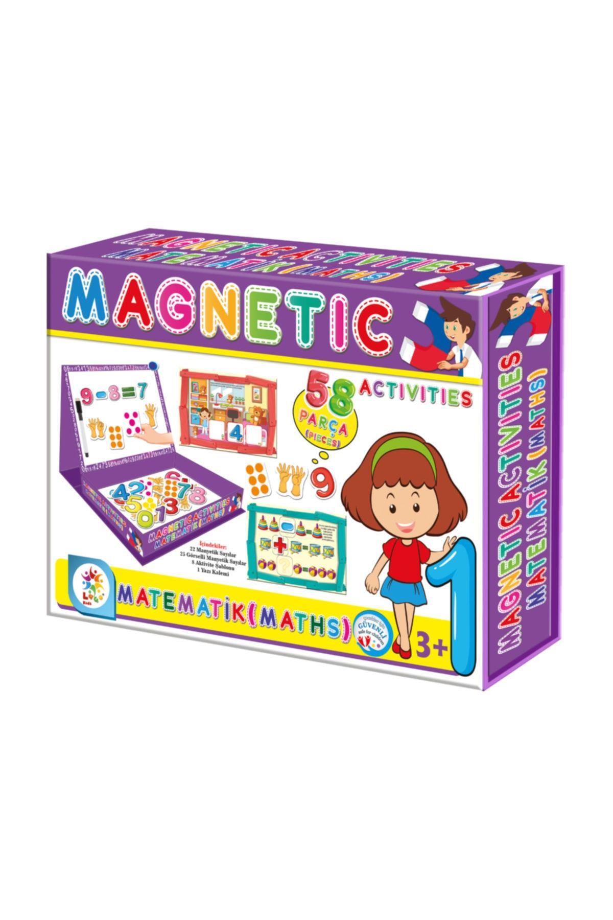 Manyetik Matematik Aktivite